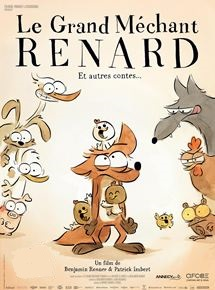 Projection - Le Grand méchant renard |