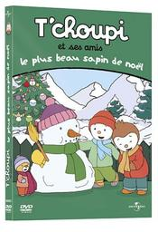 T'choupi et ses amis : Le plus beau sapin de Noël / un film de Jean-Luc François | François, Jean-Luc. Metteur en scène ou réalisateur