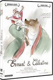 Ernest et Célestine / Dessin animé de Stéphane Aubier et Vincent Patar | Renner, Benjamin. Metteur en scène ou réalisateur