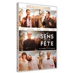 Le Sens de la fête / Film de Eric Toledano et Olivier Nakache | Toledano, Eric. Metteur en scène ou réalisateur