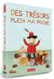 Des trésors plein ma poche / Film d'animation de Ana Chubinidze, Natalia Chernysheva [et al.] | Chubinidze, Ana. Metteur en scène ou réalisateur