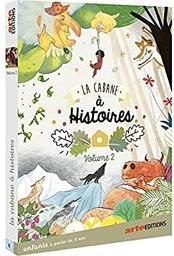 La Cabane à histoires. Vol. 2 / Série animée de Célia Rivière   Rivière, Célia. Metteur en scène ou réalisateur