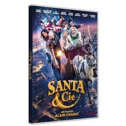 Santa & Cie / un film de Alain Chabat    Chabat , Alain . Metteur en scène ou réalisateur. Scénariste. Interprète