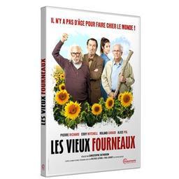 Les Vieux Fourneaux / un film de Christophe Duthuron    Duthuron, Christophe. Metteur en scène ou réalisateur