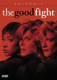 The Good Fight : Saison 2 : Episodes 1 à 4 / Série télévisée de Robert et Michelle King | King, Michelle. Auteur. Scénariste