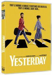 Yesterday / un film de Danny Boyle    Boyle, Danny. Metteur en scène ou réalisateur
