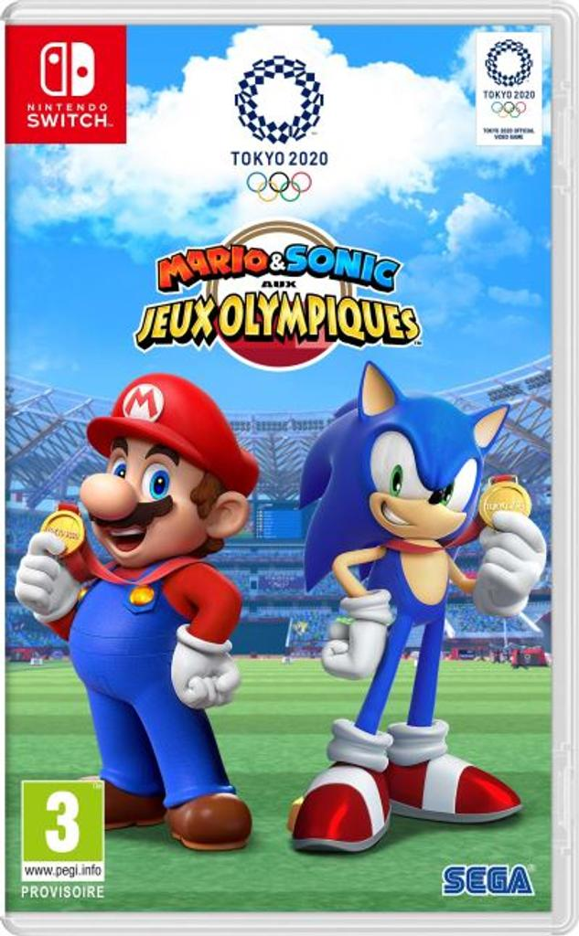 Mario & Sonic aux jeux olympiques : Tokyo 2020 |