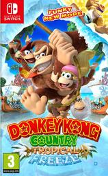 Donkey Kong Country : Tropical freeze |