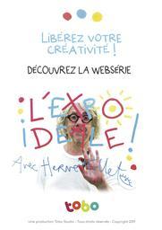 L'Expo idéale : avec les oeuvres de Hervé Tullet / documentaire de Vali Fugulin | Fugulin, Vali. Metteur en scène ou réalisateur