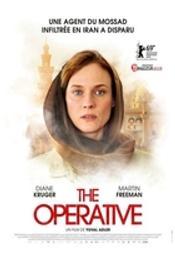The Operative / un film de Yuval Adler  | Adler, Yuval. Metteur en scène ou réalisateur. Scénariste
