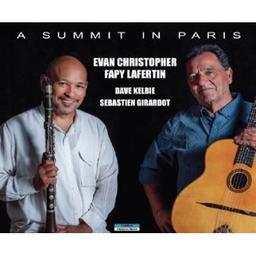 A summit in Paris / Evan Christopher   Christopher, Evan. Composition. Clarinette
