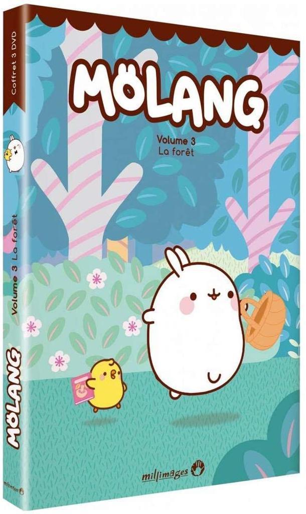 Molang : La forêt / Série animée de Stéphanie Misiak et Marie-Caroline Villand   