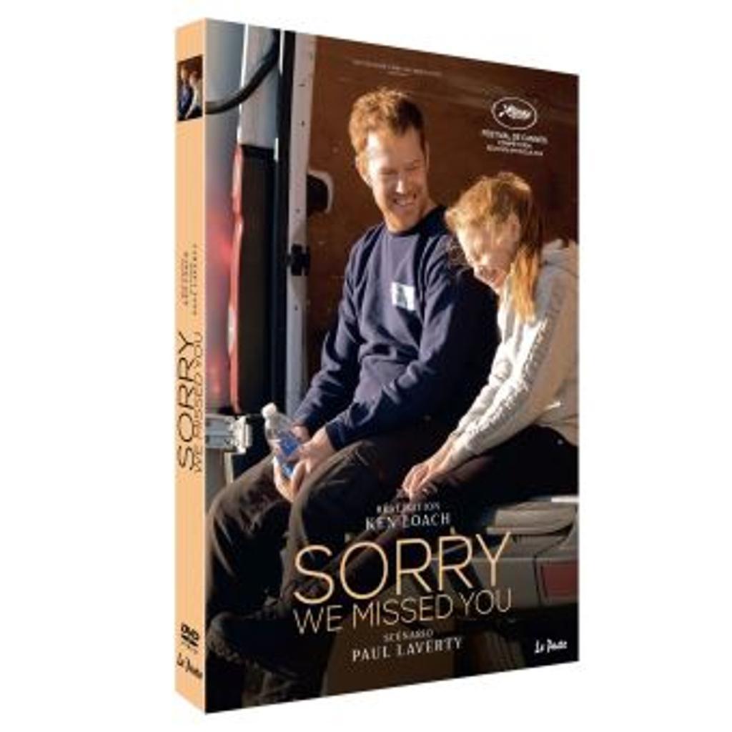 Sorry we missed you / Film deKen Loach  |