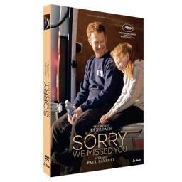 Sorry we missed you / Film de Ken Loach    Loach, Ken. Metteur en scène ou réalisateur