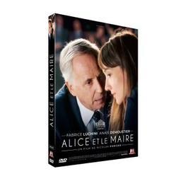 Alice et le maire / Film de Nicolas Pariser    Pariser, Nicolas. Metteur en scène ou réalisateur. Scénariste