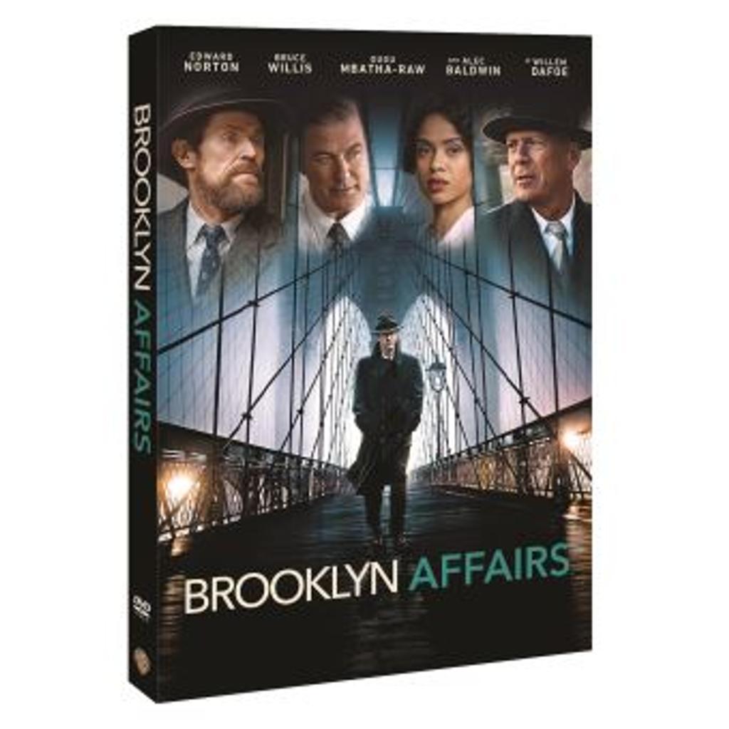 Brooklyn Affairs = Motherless Brooklyn / Film de Edward Norton  |