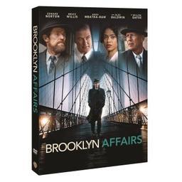 Brooklyn Affairs = Motherless Brooklyn / Film de Edward Norton  | Norton, Edward. Metteur en scène ou réalisateur. Scénariste