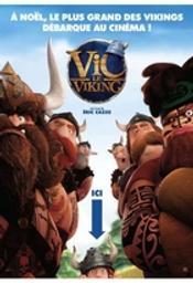 Vic le Viking / Film d'animation d'Éric Cazes    Cazes, Eric. Metteur en scène ou réalisateur. Scénariste