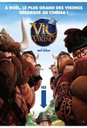 Vic le Viking / Film d'animation d'Éric Cazes  | Cazes, Eric. Metteur en scène ou réalisateur. Scénariste