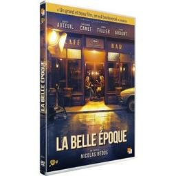 La Belle époque / Film de Nicolas Bedos    Bedos, Nicolas. Metteur en scène ou réalisateur. Scénariste. Composition
