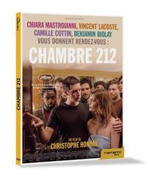 Chambre 212 / Film de Christophe Honoré    Honoré, Christophe. Metteur en scène ou réalisateur. Scénariste