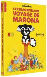 L'Extraordinaire voyage de Marona / film d'animation d'Anca Damian    Damian, Anca. Metteur en scène ou réalisateur. Scénariste