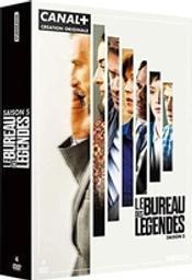 Le Bureau des légendes : Saison 5 : épisodes 4 à 6 / Série télévisée de Eric Rochant | Rochant, Eric. Metteur en scène ou réalisateur. Scénariste