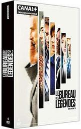 Le Bureau des légendes : Saison 5 : épisodes 7 et 8 / Série télévisée de Eric Rochant | Rochant, Eric. Metteur en scène ou réalisateur. Scénariste