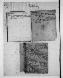 Recueil de notes généalogiques sur les familles du Berry - Lettre W / Paulin Riffé | Riffé, Paulin. Auteur