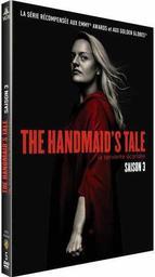 The Handmaid's Tale = La Servante écarlate : Saison 3 : épisodes 1 à 6 / Série télévisée de Bruce Miller   Miller, Bruce. Auteur. Scénariste