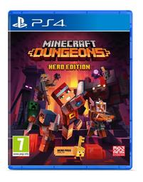 Minecraft Dungeons : Hero Edition  