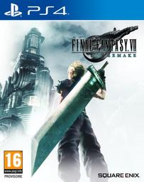 Final Fantasy VII : Remake |