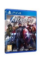 Marvel's Avengers |