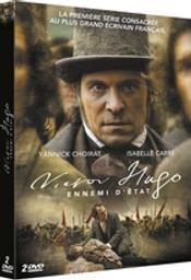 Victor Hugo : Ennemi d'Etat / Série télévisée de Jean-Marc Moutout  | Moutout, Jean-Marc. Metteur en scène ou réalisateur. Scénariste