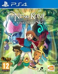 Nino Kuni : La Vengeance de la sorcière céleste : Remastered |