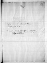 Recueil de notes généalogiques sur les familles du Nivernais - Lettre O / Paulin Riffé | Riffé, Paulin. Auteur