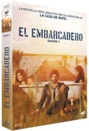 El Embarcadero / The Pier : Saison 1 : épisodes 1 à 3 / Série de Alex Pina et Esther Martinez Lobato   Pina , Álex . Auteur. Scénariste