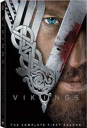 Vikings : Saison 1 : épisodes 4 à 6 / Série télévisée de Michael Hirst | Hirst, Michael. Auteur. Scénariste