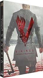 Vikings : Saison 3 : épisodes 7 à 9 / Série télévisée de Michael Hirst | Hirst, Michael. Auteur. Scénariste