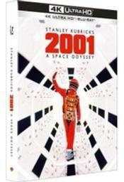 2001 : l'odyssée de l'espace / un film de Stanley Kubrick | Kubrick, Stanley (1928-1999). Metteur en scène ou réalisateur. Scénariste