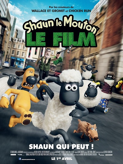 Projection - Shaun le mouton, le film |