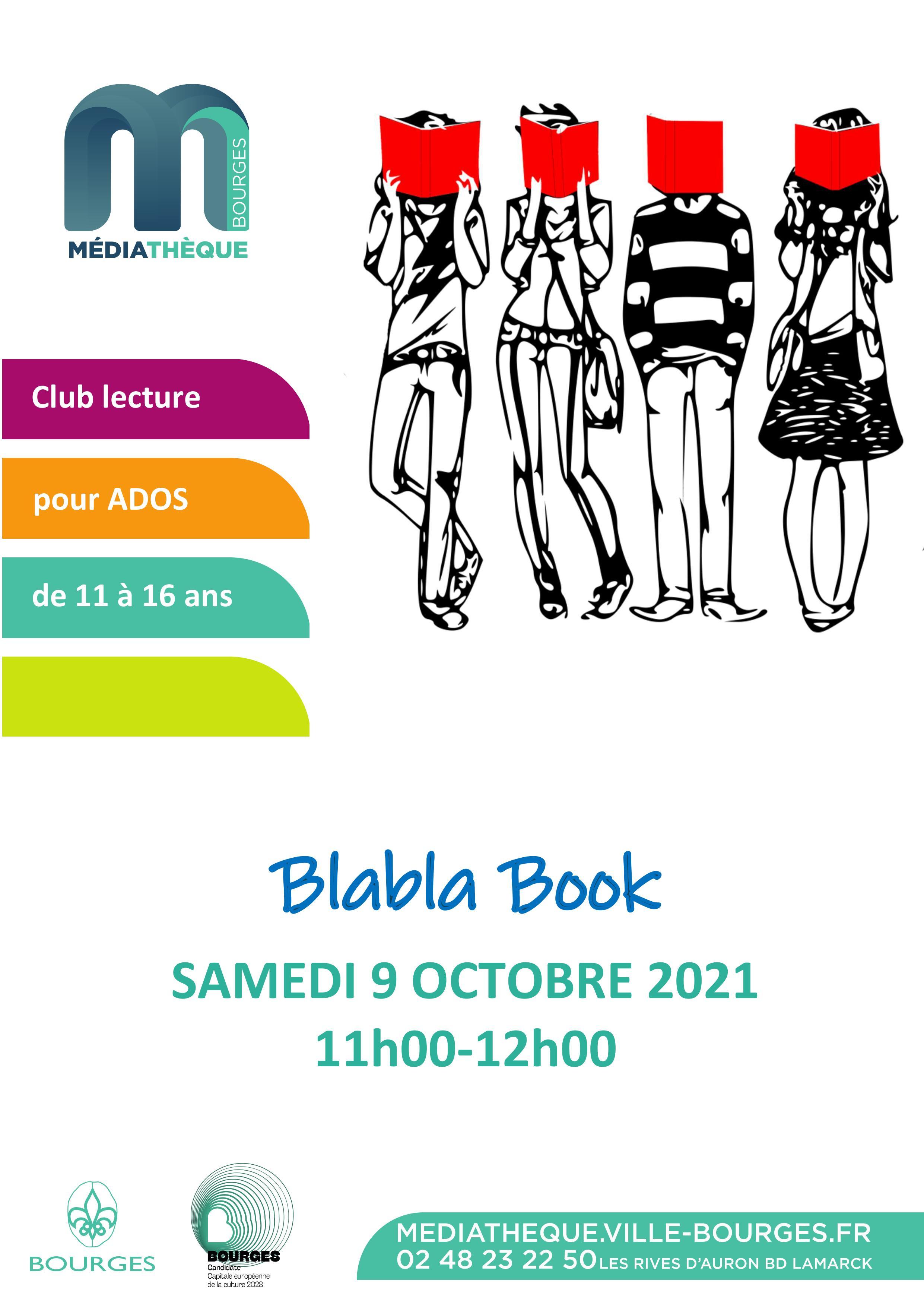 Blabla book |