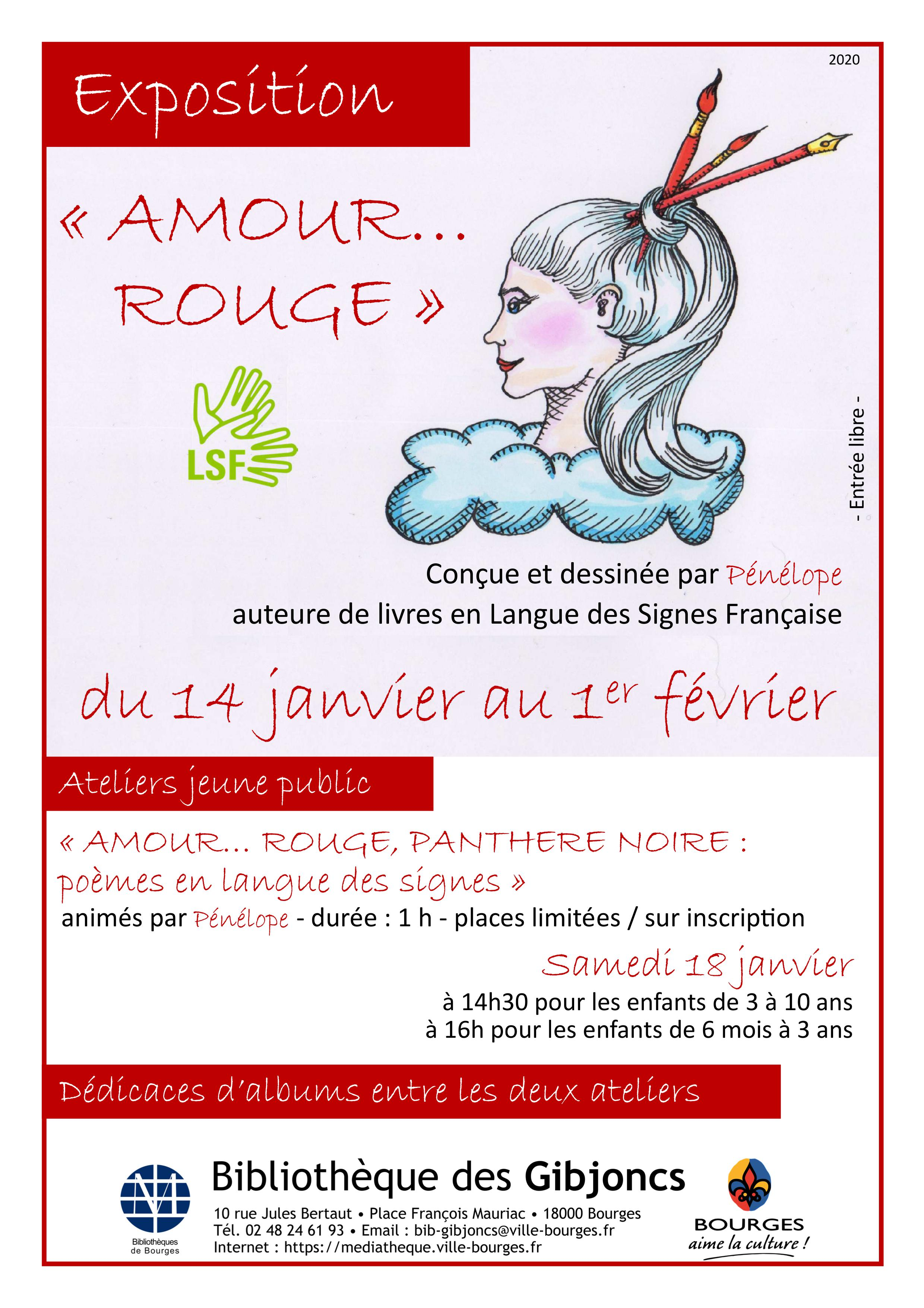 AMOUR... ROUGE |