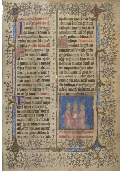 Les manuscrits de la sainte chapelle de Bourges