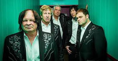 photo du groupe the sonics
