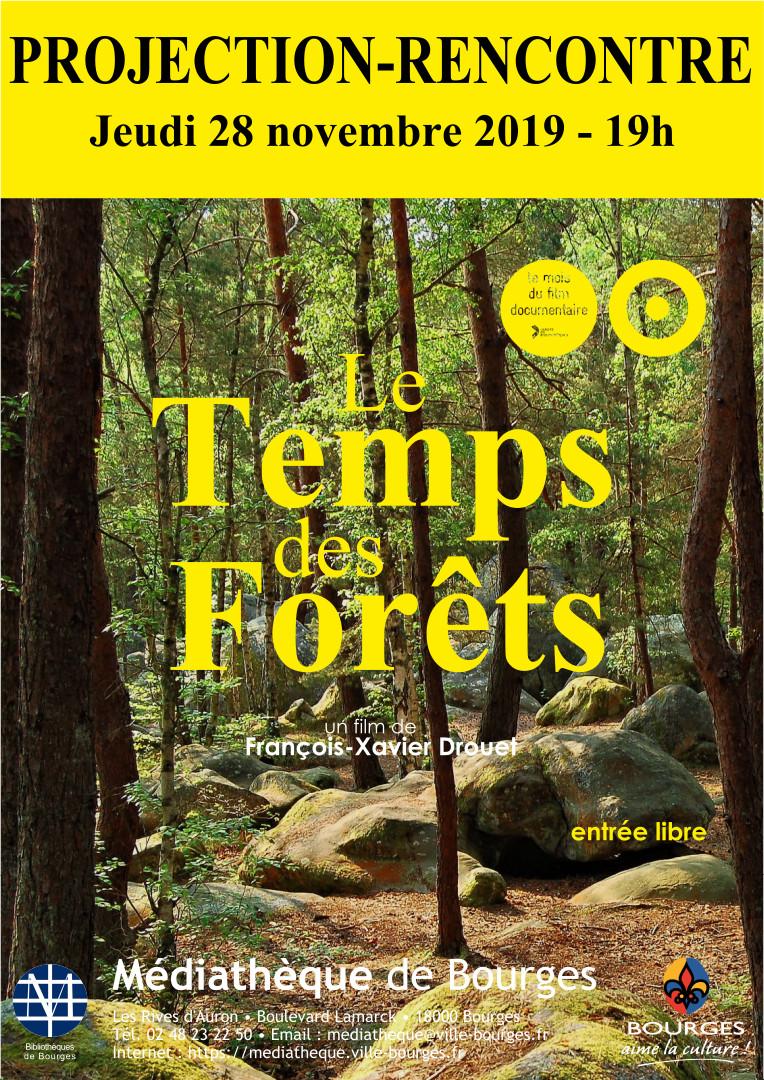 Projection - Le Temps des forêts |